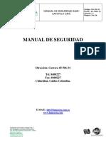 Ejemplo - Manual Seguridad BASC - LaMeseta