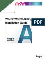 Installation Dsbilling Windows
