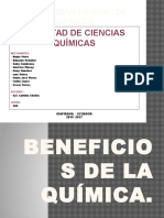 Beneficios de La Química