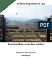 Revista Eletrônica Bragantina On Line - Novembro/2016