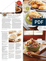 cookbook worth collecting- dinner in a dash