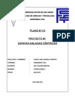 Proyecto 1 Gonzalo