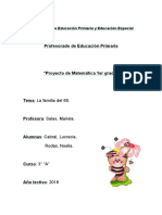 Proyecto de Matemática