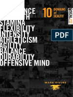 Ten Domains of SEALFIT