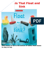 Materials That Float and Sink.docx
