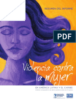 Violencia contra la mujer, AL y Caribe Informe.pdf