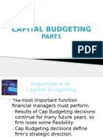 Lecture8 Capital Budgeting1