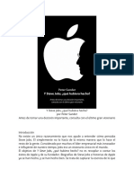 Resumen de Y Steve Jobs, ¿Qué Hubiera Hecho, De Peter Sander