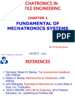 1. Chapter 1 -Overview of Mechatronics