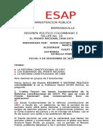Taller Esap No. 10 El Frente Nacional 1958-1974