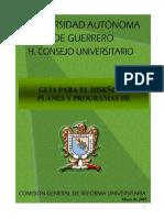 Guerrero-metodología de Diseño Curricular (1)