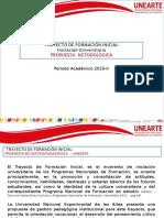 Propuesta Metodológica Trayecto Inicial 2016-II.ppt