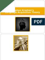 Krashen Theory