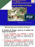 9. El Análisis Del Riesgo - Taller y Aplicación de Software