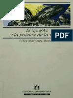 Unidad en El Quijote - Bonati