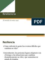 Resiliencia 1