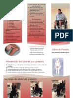 pressure relief brochure - spanish version pdf