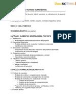 FORMATO Informe Aspectos Técnicos de Proyectos 2016-2 v1