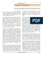 Summer 2009 Periodic Newsletter - Catholic Mission Association
