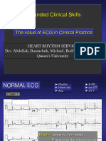 Ekg Expanded Clinical Skills 2011