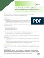 ABThera Clinical Summary Spanish