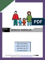 Bingo de Familia