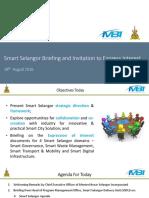 Smart Selangor Briefing EOI 2016.06.18 Ver1.0