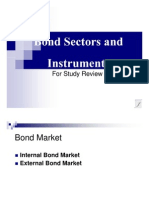 Fixed Incme Sectors and Instruments