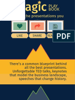 Magic Blueprint Behind Presentations You Like Share Remember