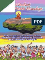 The Great Arahant Pindola Bharadvaja