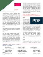 Civil Law Review II (Case Digests)