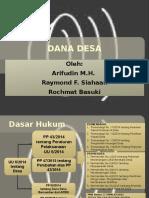 Slide Dana Desa