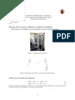 Mecanismo de Gimnasio