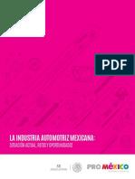 Promexico 2016 Industria Automotriz Mexicana