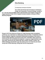HPT Kes Bali Komitmen Bangun Diri sebagai Agen Pembangunan Kesehatan