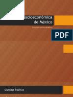 Estructura Política de México