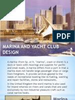 Marina and Yacht Design