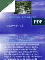 Escorrentia_Hidro.
