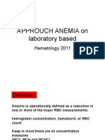 Approuch Anemia Pbl