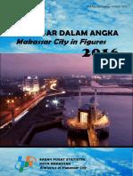 Kota Makassar Dalam Angka 2016