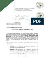 Ensayo Tema 13 Plan de Contigencia 13 Nov 2016