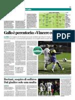 La Provincia Di Como 16-11-2016 - Calcio Lega Pro