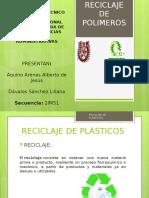 Reciclaje de Plasticos