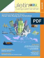 Buletin Tata Ruang dan Pertanahan Edisi I Tahun 2016