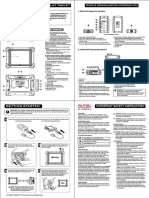 Autel Maxisys Pro MS908P Quick Reference Guide