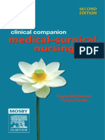 clinicalcompanionmedicalsurgicalnursing2emckenzie9780729539968-110607203054-phpapp01