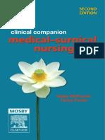 clinicalcompanionmedicalsurgicalnursing2emckenzie9780729539968-110607203054-phpapp01