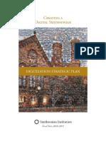2010 SI Digitization Plan