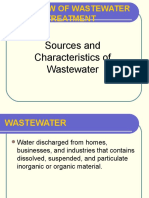 Overview of Wastewater Treatment and Maintenance