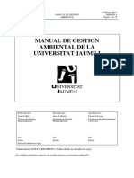 Manual de Gestion Ambiental Universidad Jumet